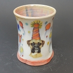 DOG PARTY! #2 Mug - FLAWED - 8 ounces