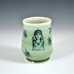 Theda Bara drink sipper - 7 ounces