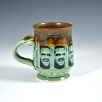 Social Distancing Mug #2 - social distancing makes Jack a dull boy
