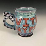 How do you fight VITRIOLIC HYPERBOLE? - 10 oz. mug