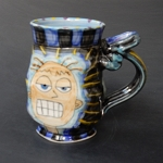 Insomnia Hostage (MALE) - art mug