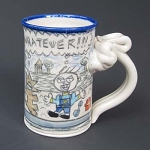 Wally is put on anti-paranoia medication - mug - OUT OF STOCK! SHIPS ON 4/30/20.