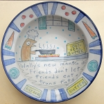 New mantra small salad bowl - DISCONTINUED