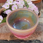 Magic pastel bowl - 4.5 inch diameter
