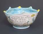 Onion dip bowl - DISCONTINUED