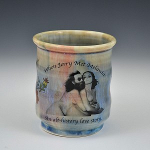 """When Jerry Met Melania"" mug #2 - 10 ounces"
