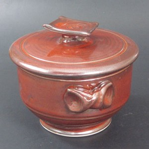 Handle Jar - 5 inches tall - DISCONTINUED