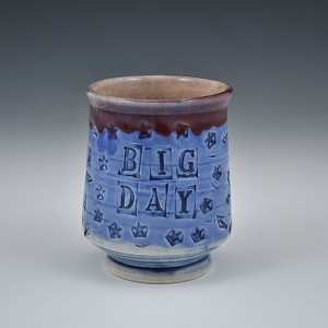 """BIG DAY"" booze sipper - 6 ounces"