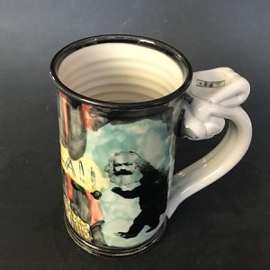 Marxzilla! Mug - 10 ounces
