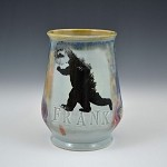 Marxzilla beer stein - 16 ounces