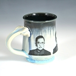 RBG tribute mug #1 - 10 ounce mug - TWO (2) IN STOCK