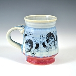 Iggy & Olive's love mug! - ONE OF A KIND!!!