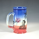 Pee Wee Herman Tribute Stein #1 - 14 ounce stein