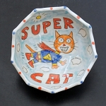 Super Cat - bowl - IN STOCK
