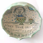 Start your day with something wonderful - bowl