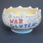 Stop the War on Gluten! - bowl