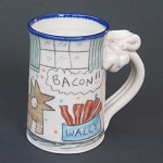 Wally discovers the true meaning of life - mug - OUT OF STOCK - SHIPS ON 12/7/20