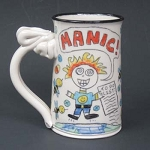 Manic/Depression - mug -  OUT OF STOCK. SHIPS ON MARCH 22, 2021