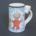 The toddler who ate my brain. - mug - ONE (1) IN STOCK.