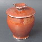 Round Jar - 5 inches tall - DISCONTINUED