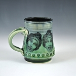 Jambi's magic wish mug #2 - ONE OF A KIND - 10 ounce mug