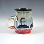RBG tribute mug #2 - 10 ounce mug - pre-order for shipment in mid-November
