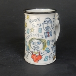 WTF happened to the United States of America?!!! - mug - OUT OF STOCK. SHIPS IN FEBRUARY 2021.